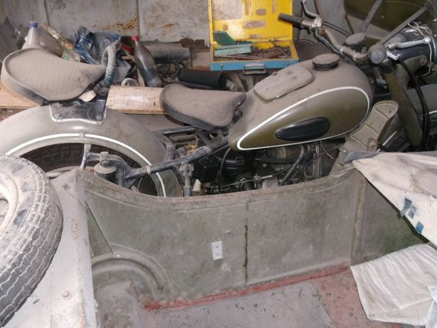 Продам мотоцикл Днепр МТ-9