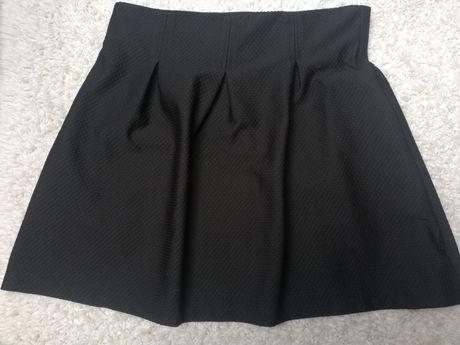 Spódnica spódniczka czarna elegancka