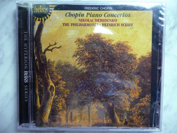 DEMIDENKO CHOPIN PIANO CONCERTOS płyta kompaktowa cd z mojej kolekcji