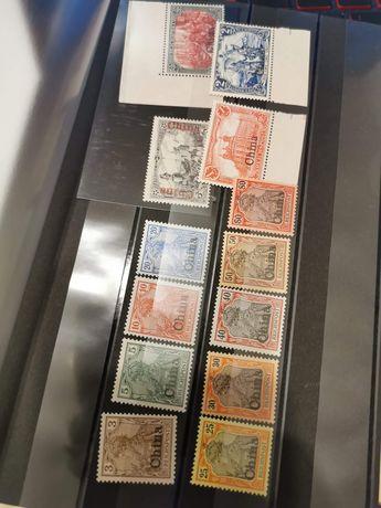Sprzedam znaczki pocztowy