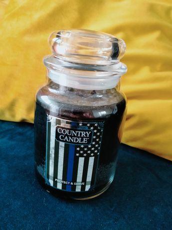 Świeca zapachowa country candle