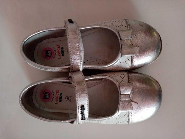 Lasocki buciki dla dziewczynki