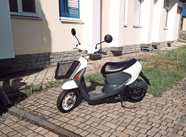 Сузукі Лец 4,  Suzuki Lets 4. Супер економний, і надійний транспорт.