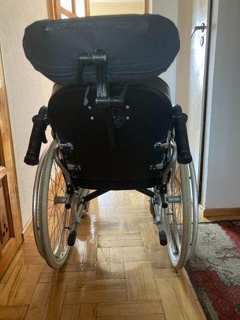 Sprzedam wózek inwalidzki antyodleżynowy.