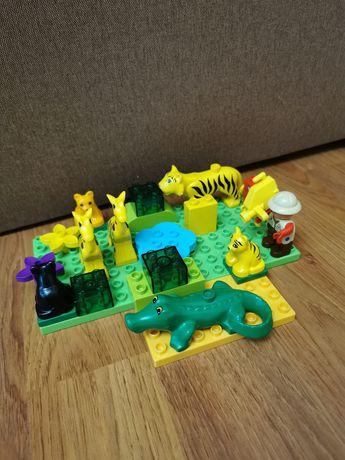 Lego duplo оригинал зоопарк животные сафари