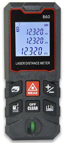 Medidor laser digital