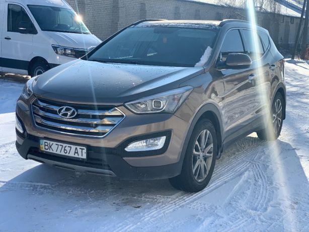 Hyundai santa fe 2014 2.2 DISEL EUROPA