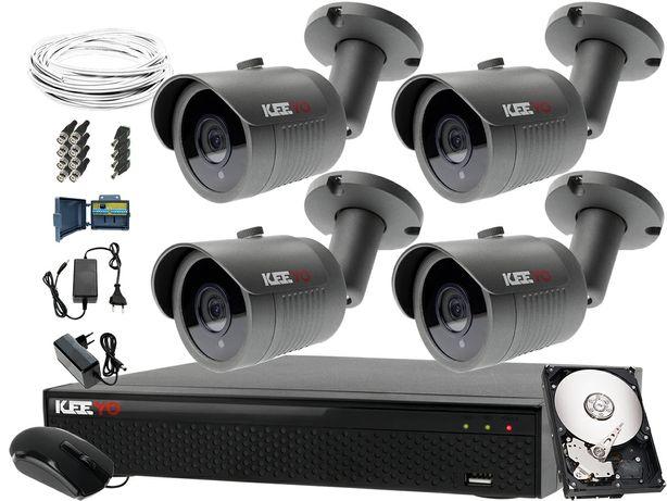 Monitoring. Kamery. CCTV. Montaż i konfiguracja.