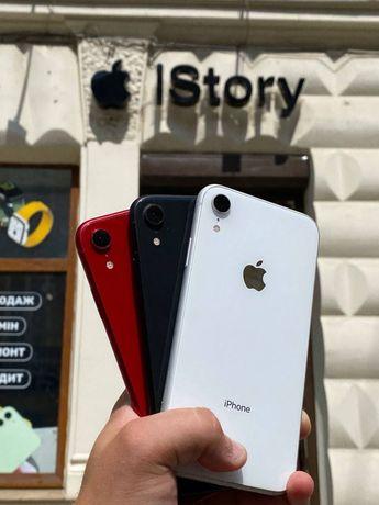 iPhone Xr 64/128 gb у всіх кольорах Магазин iStory вул.Пекарська 15