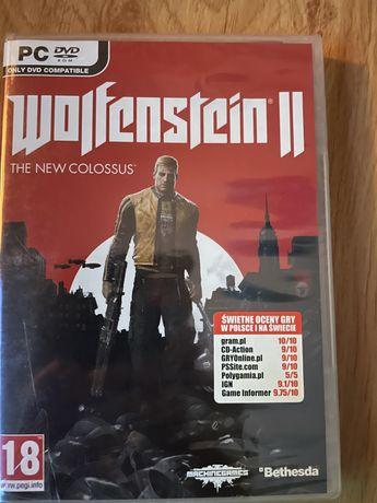 Wolfenstein 2 PC Nowa