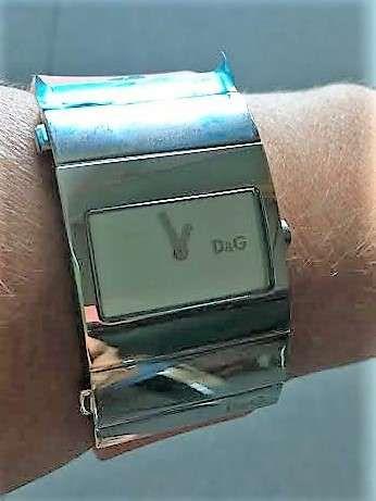 Relógio Senhora D&G