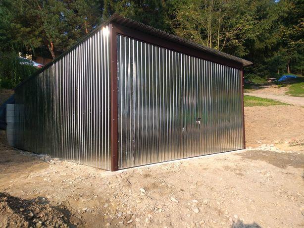 Garaze Blaszaki producent 4x6 6x6 3x5 5x5 6x6 garaz wiaty budowa dom