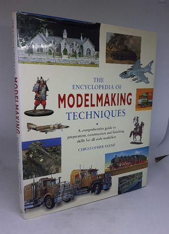 Album 'The encyclopedia of modelmaking techniques' technika modelarska