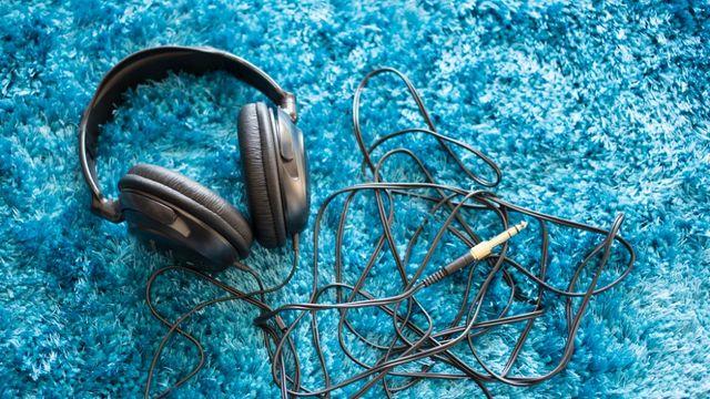 słuchawki Panasonic RP-HTF295
