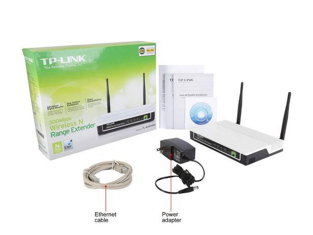Repetidor e Extensor Wireless TP-Link TL-WA830RE