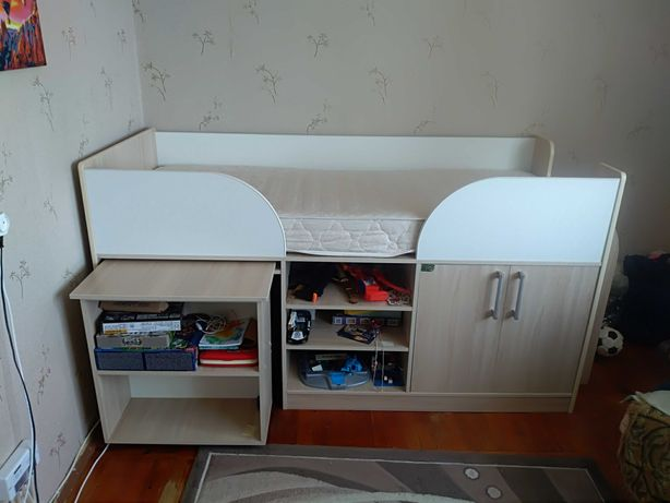 Детская/подростковая кровать - трансформер