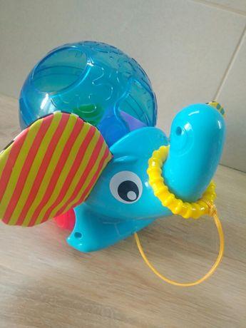 Продам каталка-сортер Слонёнок Playgro
