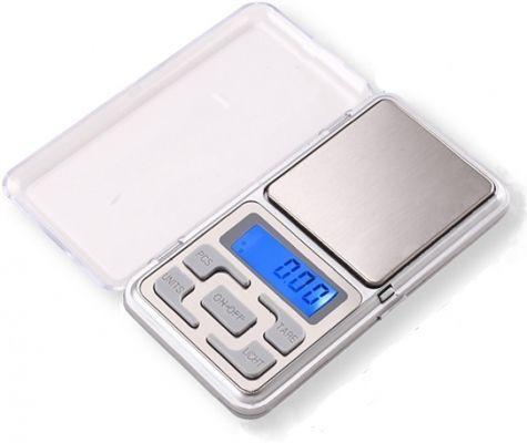 Карманные ювелирные весы до 100, 200, 500 грам