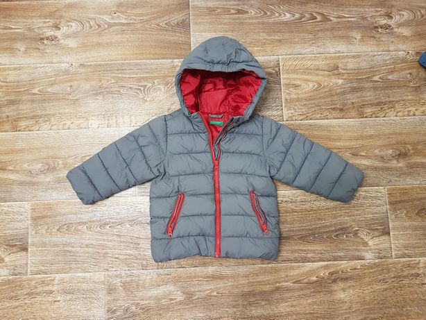 Детские куртки на мальчика