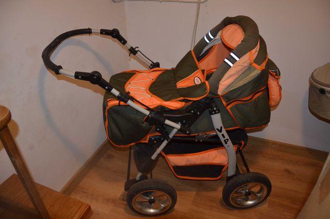 wózek 3 w 1 (używany)
