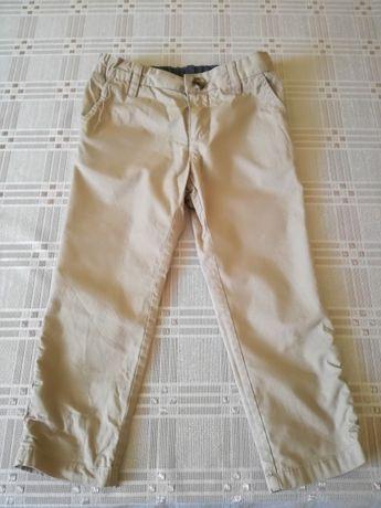 Spodnie chinosy 98 h&m