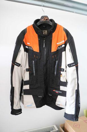 Kurtka i spodnie motocyklowe - 4 BIKER - NOWE
