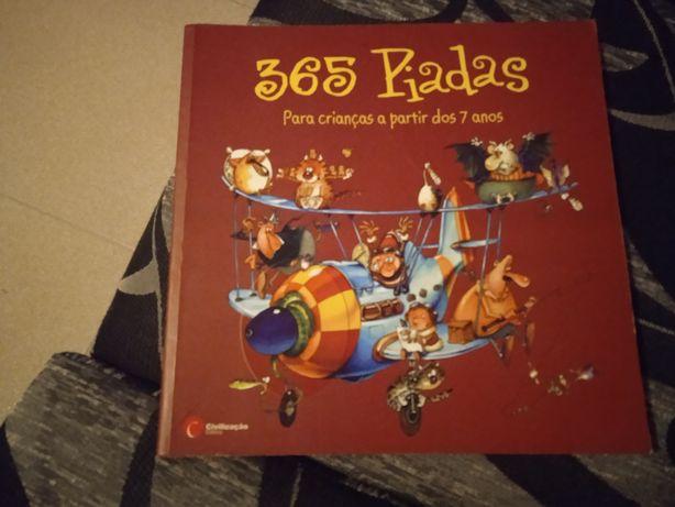 365 piadas da civilização