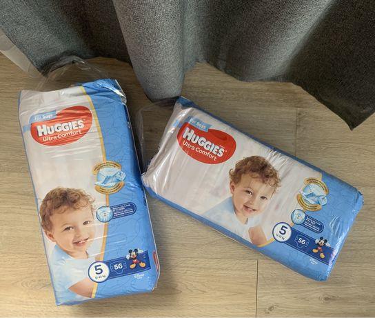 Підгузки Huggies Ultra Comfort для хлопчиків,р 5