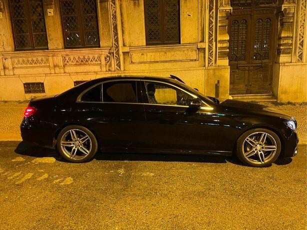 Mercedes class e220 amg plugin hubrid 9G