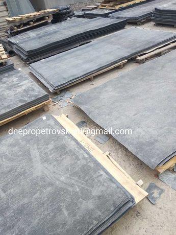 Паронит губчатая резина прокладочный картон лист материал ПМБ ПОН - Б
