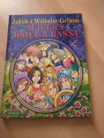 Książka dla dzieci Wielka Księga Baśni