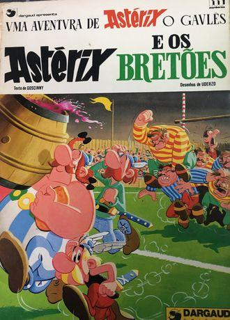 Colecção Livros Asterix