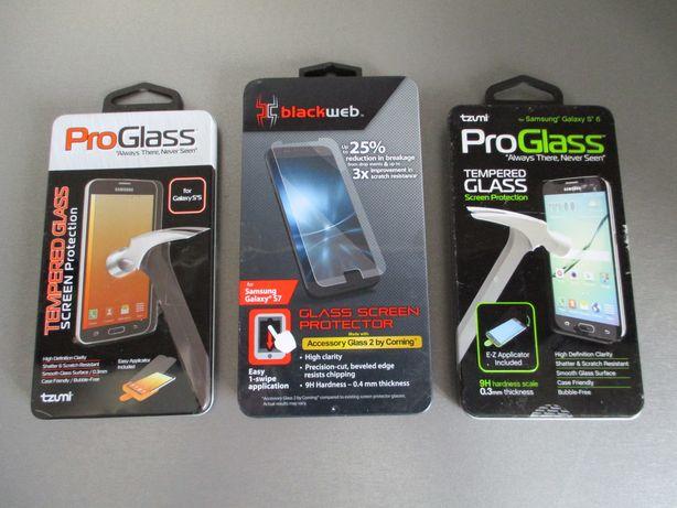 Фирменное защитное стекло для Samsung Galaxy S5 G900 s6 G920 s7 S3