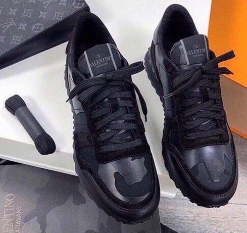 Кроссовки Valentino Black