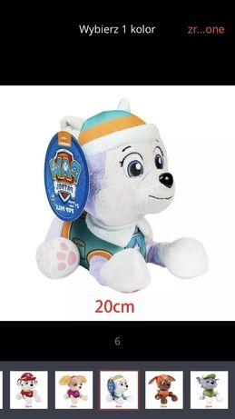 Psi patrol pluszak przytulanka maskotka chase rubble everest skye 20cm