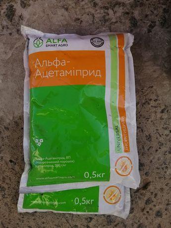 Продам Инсектицид Альфа-Ацетамиприд