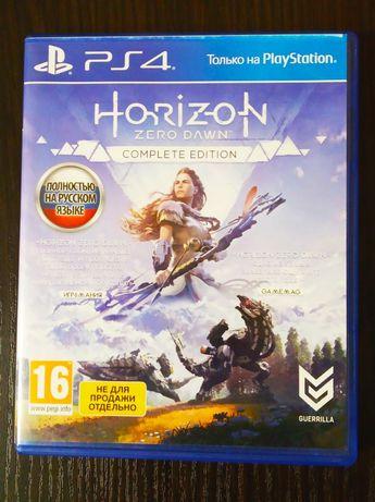 Продам игру Horizon Zero Dawn PS4