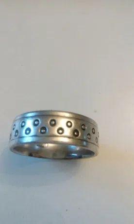 Obrączka serbro 925 roz 16'