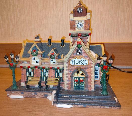 Фарфоровый домик Avella сувенир