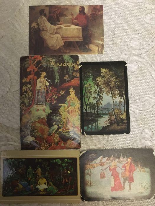 Календарики коллекционные Ирпень - изображение 1