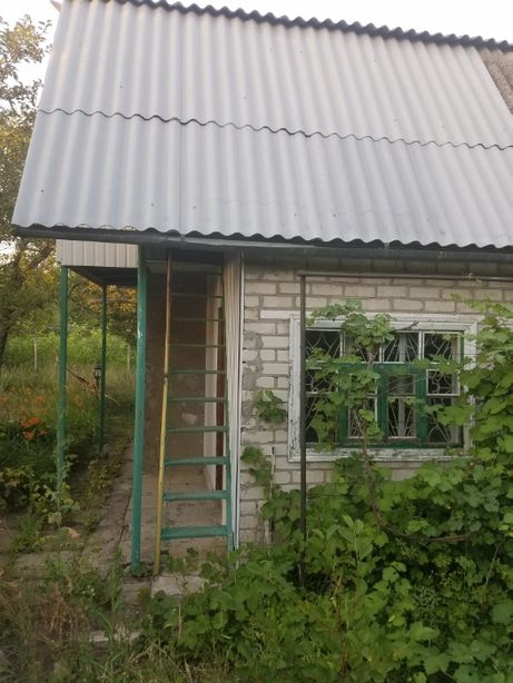 Дача в Луганске в Зеленой Роще