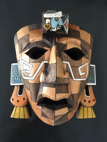 máscara inca México