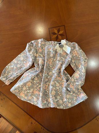 Дві блузи 86-92