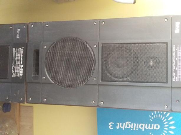 """продам 2 мощні колонки """"радіотехника S-50B"""""""