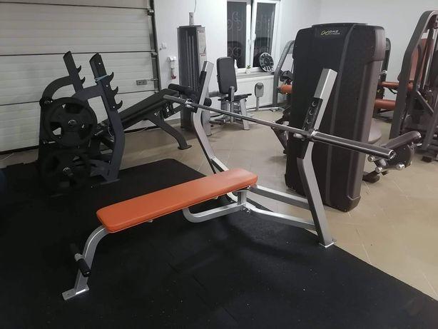 CYBEX ławka prosta ze stojakiem siłownia