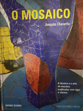 Álbum o Mosaico, técnicas explicado com rigor. Artigo novo.