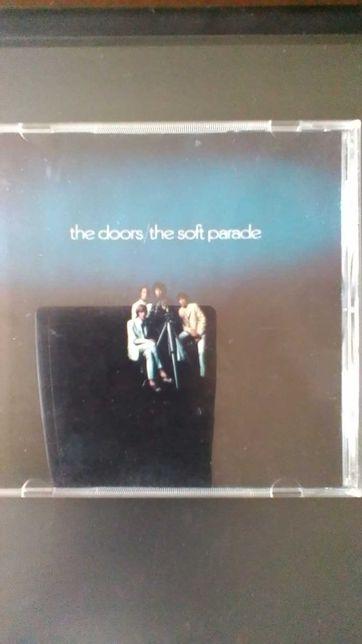 THE DOORS--The Soft Parade-CD Como NKVO