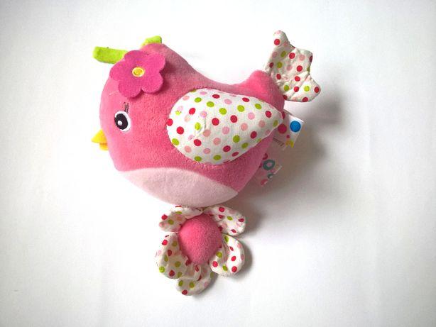Pozytywka dla niemowląt ptaszek wróbelek
