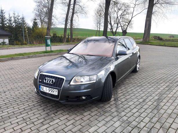 ***Audi A6 C6 3.0 TDI Quattro S-line 2006 rok***