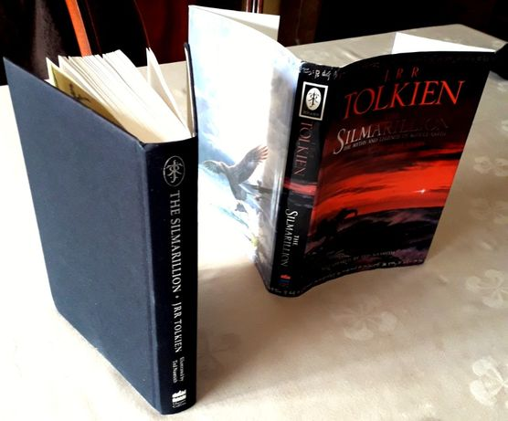 J R R Tolkien - Silmarillion - Edition HC 1998 Ilustrações Ted Nasmith